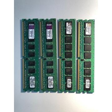 Pamięci RAM Kingston KVR800D2E5K2/4G (4x2GB)