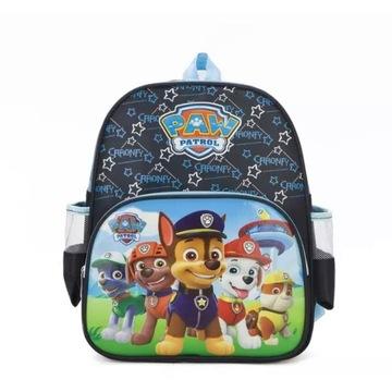 Plecaczek PSI PATROL przedszkolak szkoła