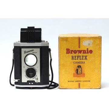 Aparat Kodak Brownie Reflex Camera Kodak London