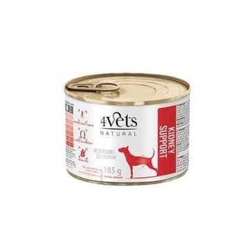 4VETS NATURAL – KIDNEY SUPPORT NEW DOG 185 G
