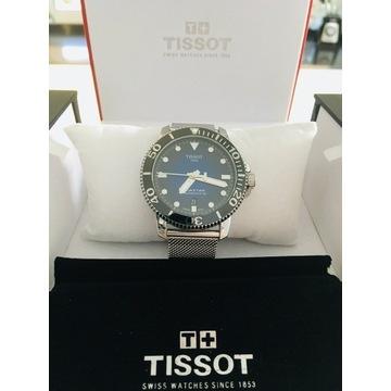 Tissot Seastar1000 Powermatic,Ceramika, SWISS MADE