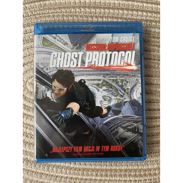 Mission: Impossible-Ghost Protocol (Blu-ray)