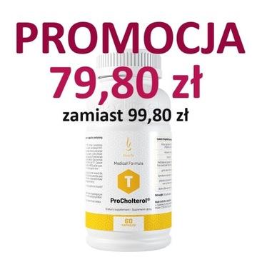 Mocne serce - ProCholterol - 60 kaps.