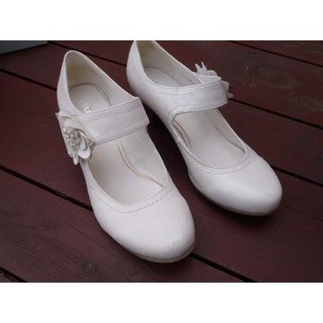 Buty ślubne - rozmiar 39