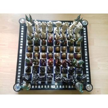 szachy czarodziejów - podwójny zestaw