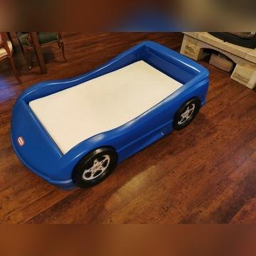 Auto łóżko dziecięce chłopiec jak prawdziwe Okazja