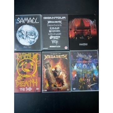 heavy metal DVD