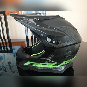 Kask NOLAN N53 rozmiar L enduro cross motocyklowy