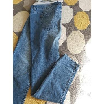 Jeansy ciążowe r.44 nowe