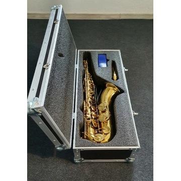 Futerał,, walizka twardy case skrzynia na saksofon