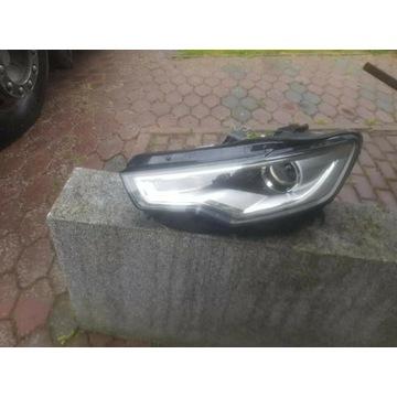 Lampa lewa BI XENON skrętny Audi A6 C7 2012r.