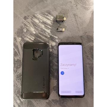 Samsung Galaxy S9 Dual Sim z zestawem