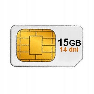 Internet bez rejestracji w UE 15 GB Roaming