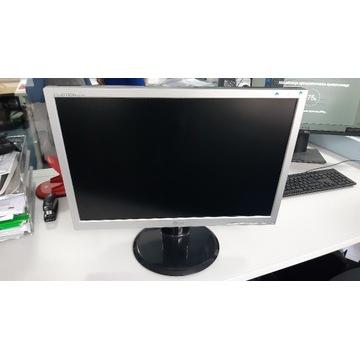 "Monitor LG Flatron 22"" L222WS-SN"