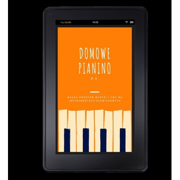 Domowe Pianino ebook