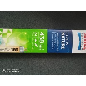 JUWEL Świetlówka HiLite Nature T5 24W 438mm