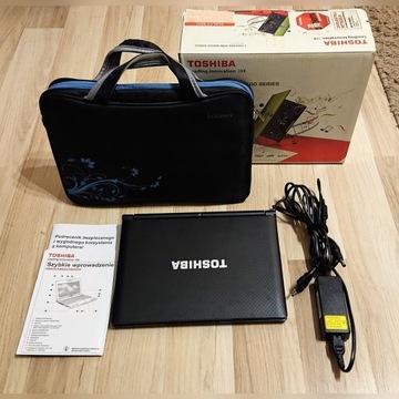 Netbook Toshiba NB500-108 komplet stan BDB