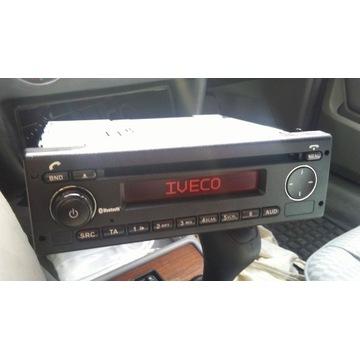 RADIO IVECO DAILY BOSCH 12V MP3 BLUETOOTH !!