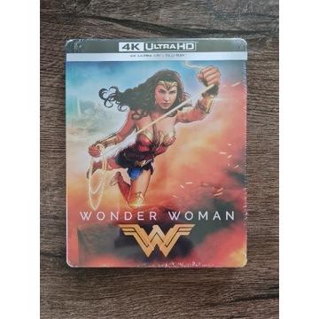 Wonder Woman 4K Steelbook PL