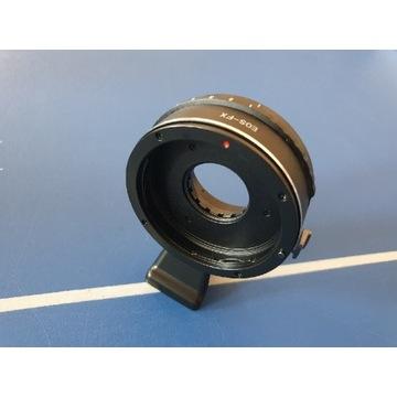 Adapter Canon Eos Fuji fx