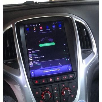 Android radio Opel Astra J  4GB RAM WIFI  GPS  LTE