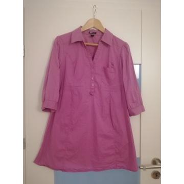 Koszula ciążowa wrzosowa  H&M MAMA rozmiar M