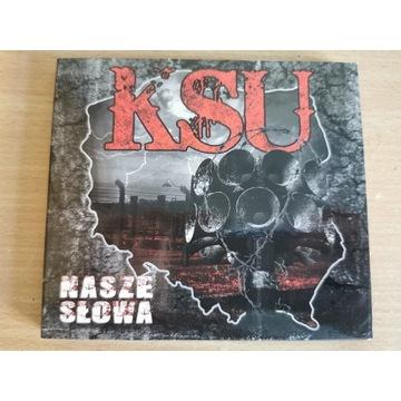 KSU - Nasze Słowa CD