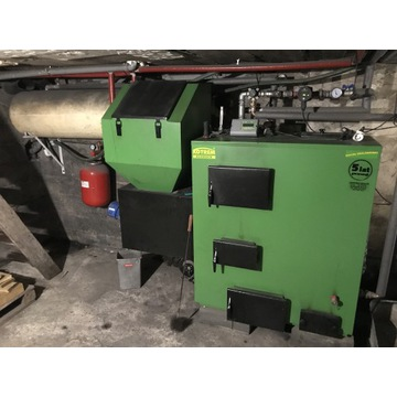 Piec na ekogroszek 35 kW