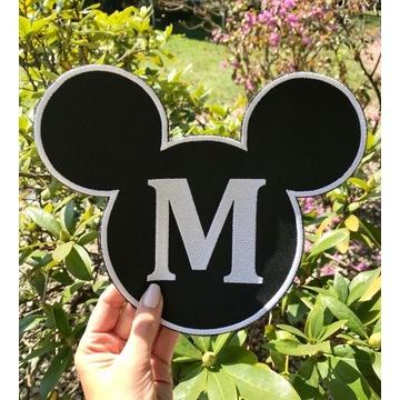 XXL Naszywka Aplikacja Termo Myszka Miki Disney