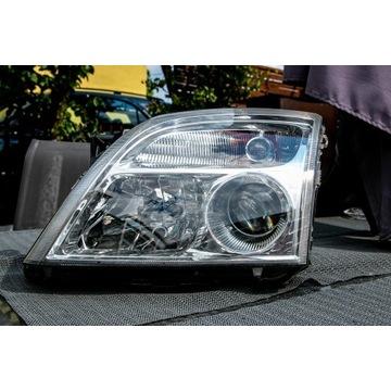 Lewy Reflektor Opel Vectra C Xenon Hella Lampa