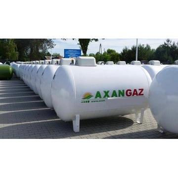 Kompleksowy serwis zbiorników gazowych