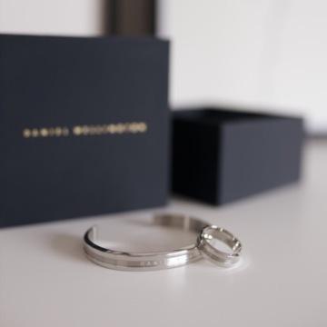Komplet biżuterii Daniela Wellingtona