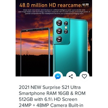 Smartfon S21+ Ultra 5G