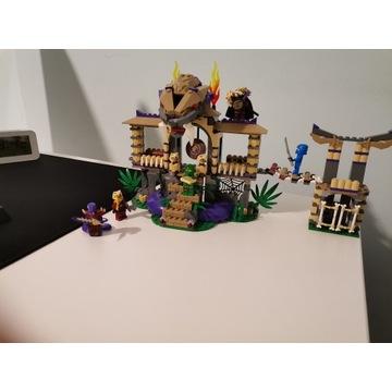 Klocki LEGO Ninjago Wężowe wrota 70749