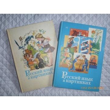 Ruskij jazyk w kartinkach dwie części 1973 r.