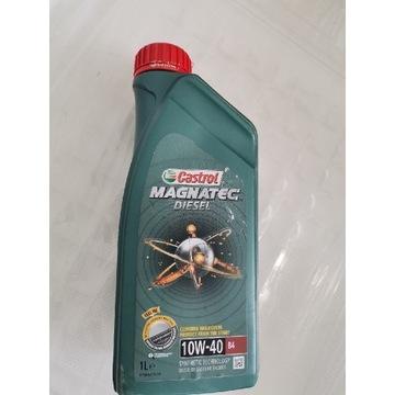 Olej silnikowy castrol magnetic 10w40 1L nowy