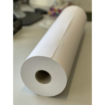 Papier do plotera 0.610x120m 120 g/m2