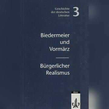 """""""Biedermeier und Vormärz/Bürgerlicher Realismus"""""""