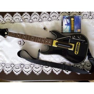 PS3 Gitara + gra Gitar Hero Live
