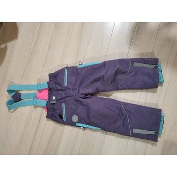 Spodnie narciarskie, ocieplacze Cool Club, r. 104
