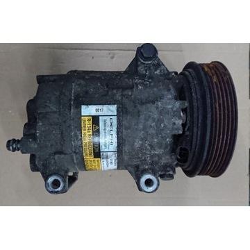 Sprężarka klimatyzacji DELPHI 8200316164 Renault
