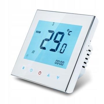 Dotykowy termostat Green Leaf REGNUM programowalny