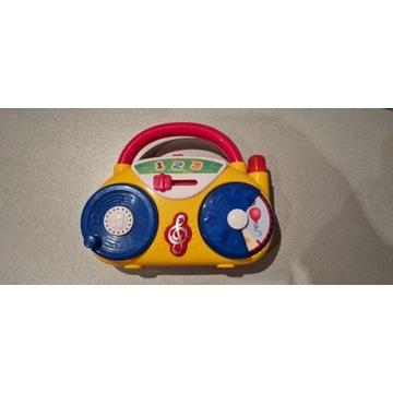 Radyjko dla dziecka - zabawka
