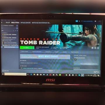 Laptop MSI GE63 Raider RGB 8RF