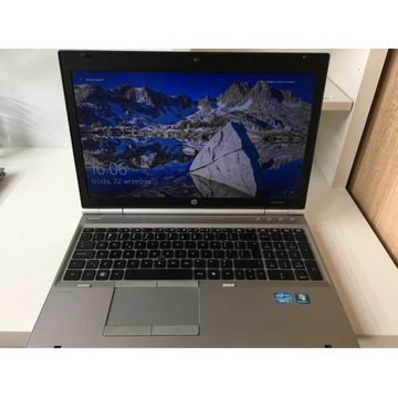 Laptop HP 8560P