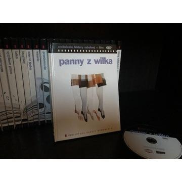 Lektury szkolne z DVD - Panny z Wilka