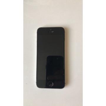 IPhone SE space gray 16Gb z pudełkiem