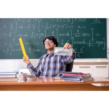 Lekcje matematyka liceum - Wyrażenia algebraiczne