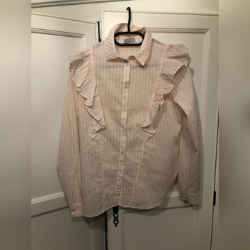 Pastelowa koszula w paski
