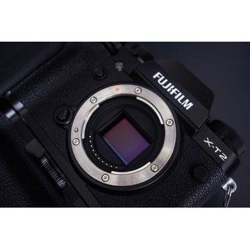 Fujifilm X-T2 + oryginalny grip